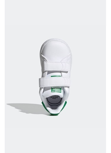 adidas Adidas Erkek Bebek Günlük Spor Ayakkabı Stan Smith Cf I Fx7532 Renkli